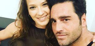 Post de David Bustamante y Yana Olina, una pareja de ida y vuelta
