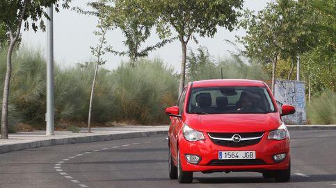 Opel está de estreno: bienvenido, Karl, un coche pequeñito pero matón
