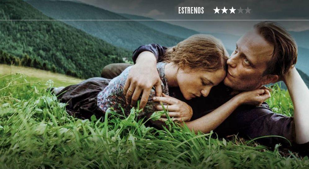 Foto: Terrence Malick vuelve con 'Vida oculta'. (Fox)
