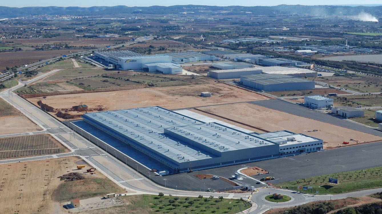 El Corte Inglés adjudica a Panattoni el centro de La Bisbal, joya logística del grupo en Cataluña