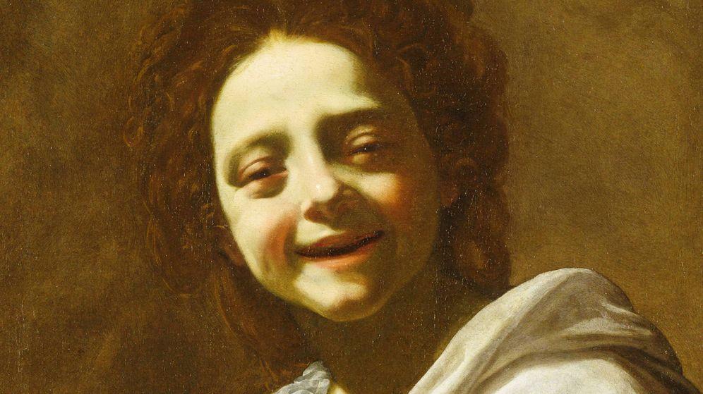 Foto: 'Retrato de niña', de Vouet