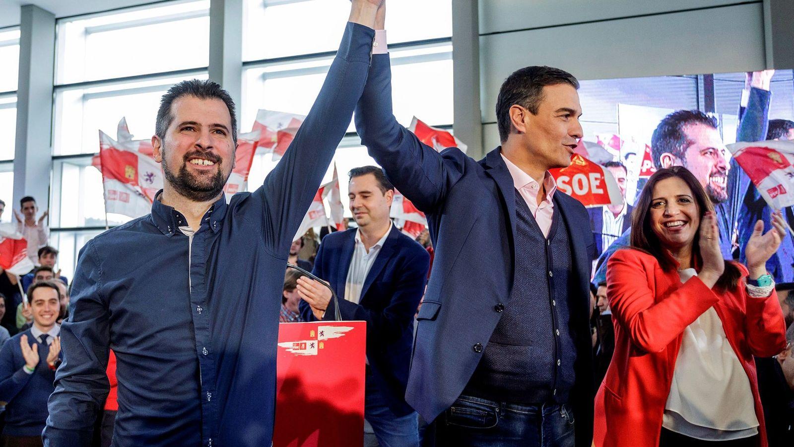 """Sánchez pide a PP y Cs que se abstengan o apoyen unos PGE que velan por """"la mayoría"""""""
