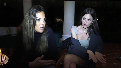 ¡Es mentira!: Marta López y Alexia Rivas, a la gresca antes de 'Supervivientes'
