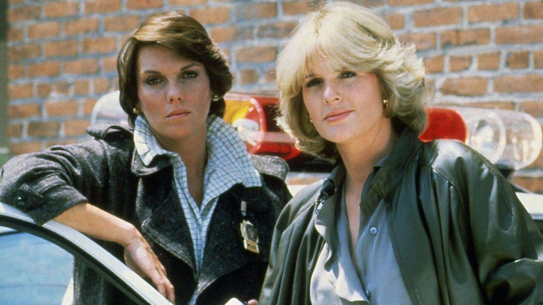Tyne Daly y Sharon Gless, protagonistas de la producción 'Cagney