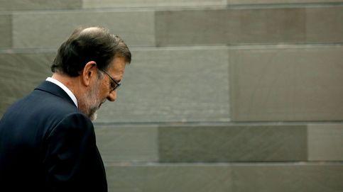 Rajoy, entre Luis (sé fuerte) y Alfonso (yo te quiero)