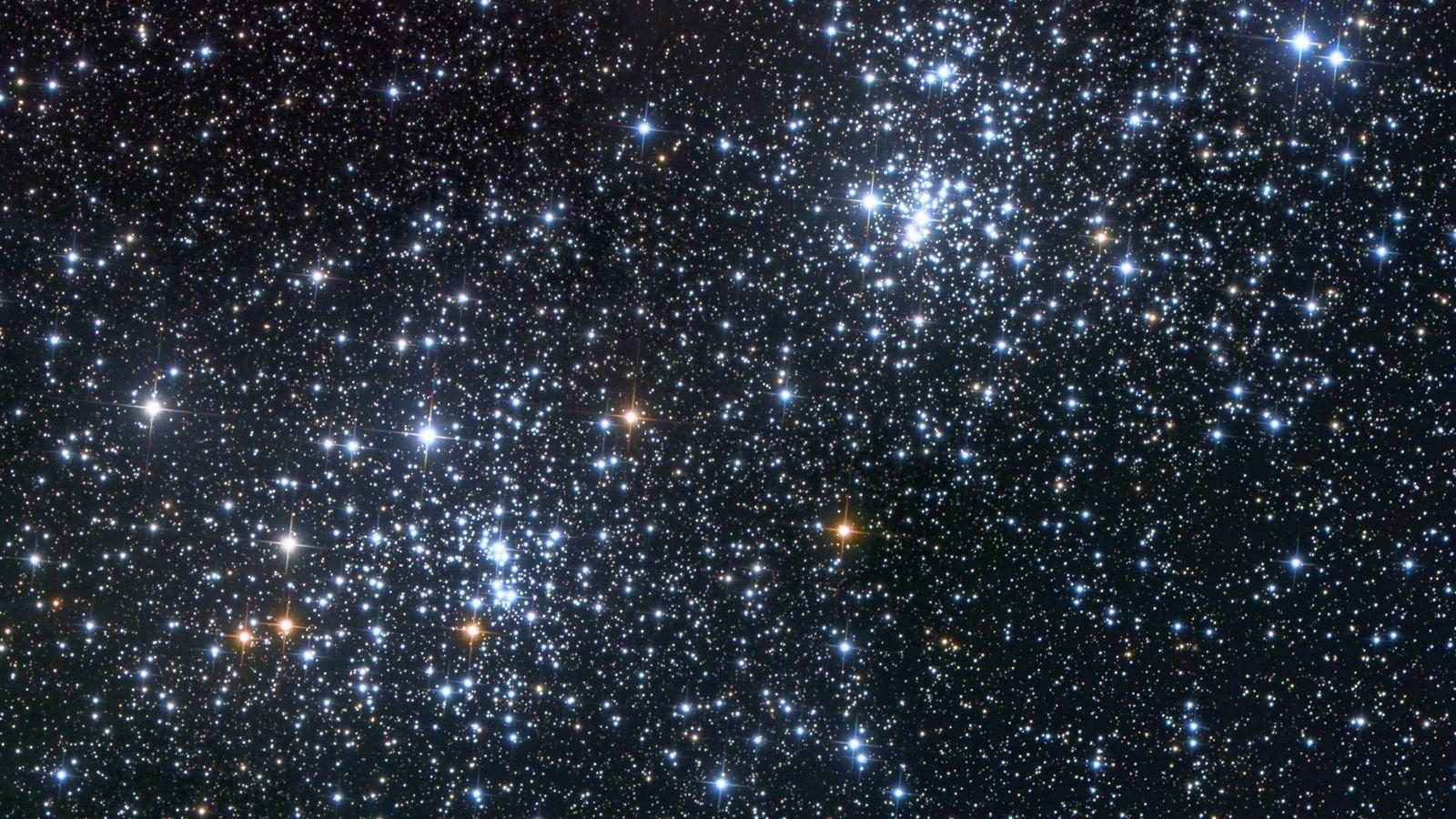 Foto: A punto de echarse una siesta eterna: así es la lenta muerte del universo