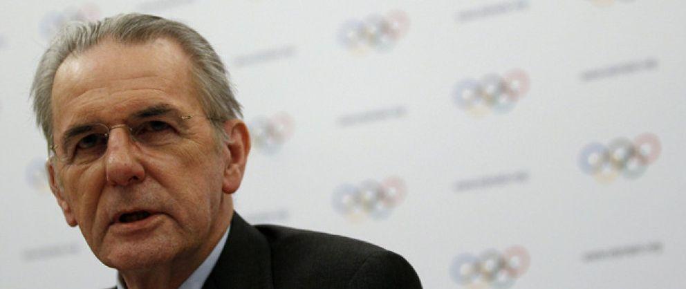Jacques Rogge apoya la candidatura de Madrid 2020 si no hay intervención económica