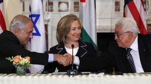 """Netanyahu y Abás acuerdan reunirse cada 15 días por """"una paz duradera"""""""