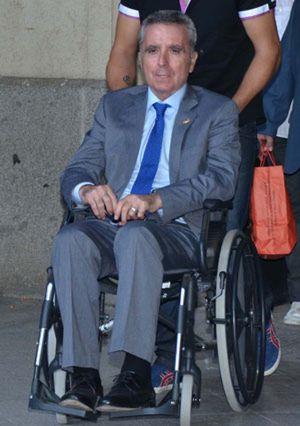 Ortega Cano vuelve a ser ingresado por una infección en la pierna