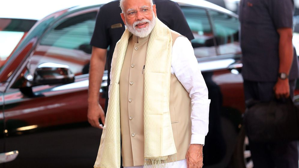 Foto: El primer ministro indio, Narendra Modi. (EFE)