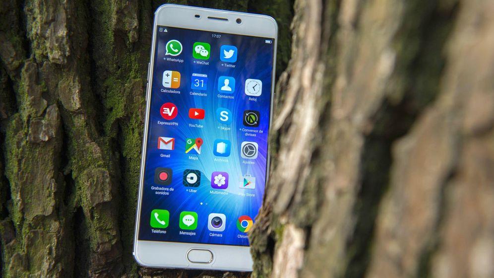 Foto: El nuevo smartphone Oppo F1Plus (Foto: Zigor Aldama)