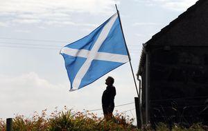 ¿Qué se dice en un pub inglés sobre el referéndum soberanista escocés?