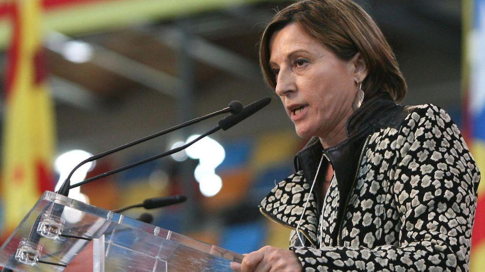 Acusaciones de robo y pucherazo en la Asamblea Nacional Catalana