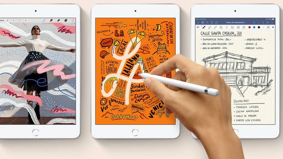 Apple renueva el iPad Air y lanza otro iPad Mini: más potencia pero mismo diseño
