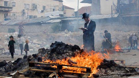 Pésaj judío y la Semana Santa nacional: el día en fotos