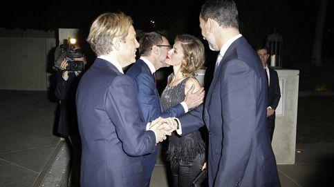 El último y secreto encuentro de Felipe VI con James Costos y su marido