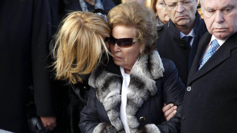 Norma, con su madre. (Cordon Press)