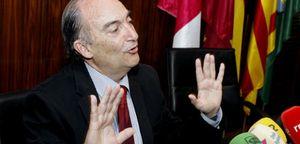 Foto: El ex presidente del PSOE murciano dimite por la posición de Ferraz en el trasvase Tajo-Segura
