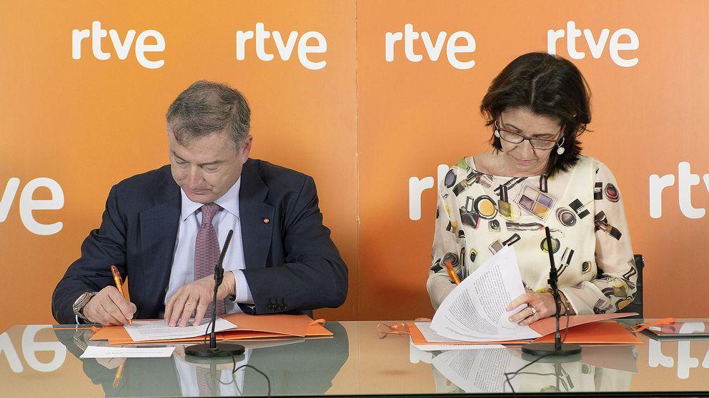TVE trata de rentabilizar los resúmenes de la liga con publicidad de Loterías