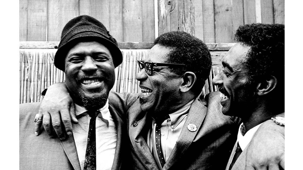 Monk, Gillespie o Miles Davis, los mejores retratos de los mitos del jazz