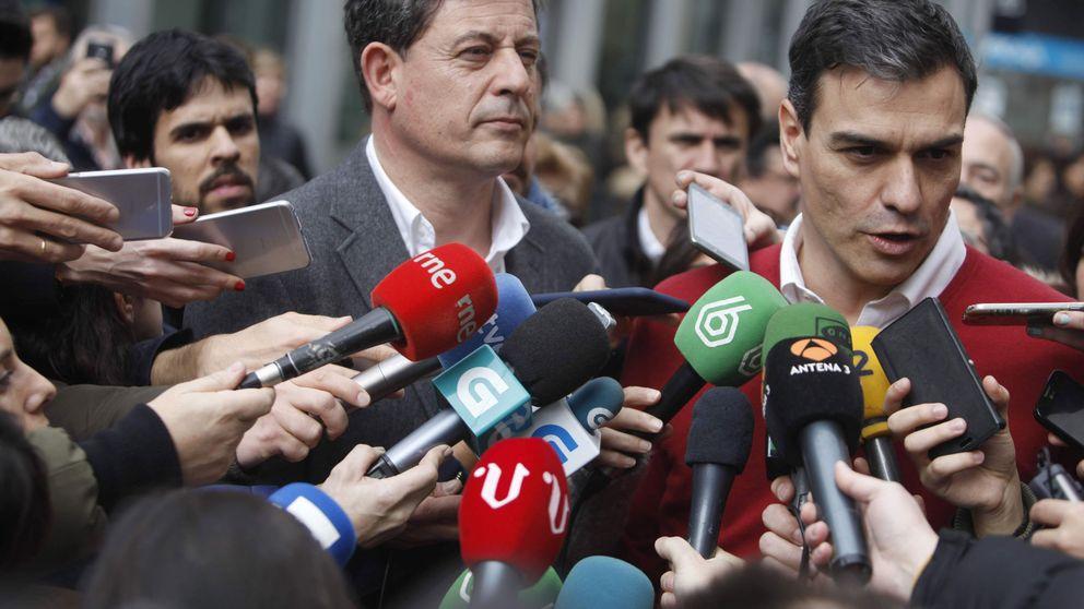 El líder del PSOE gallego, imputado por seis nuevos delitos