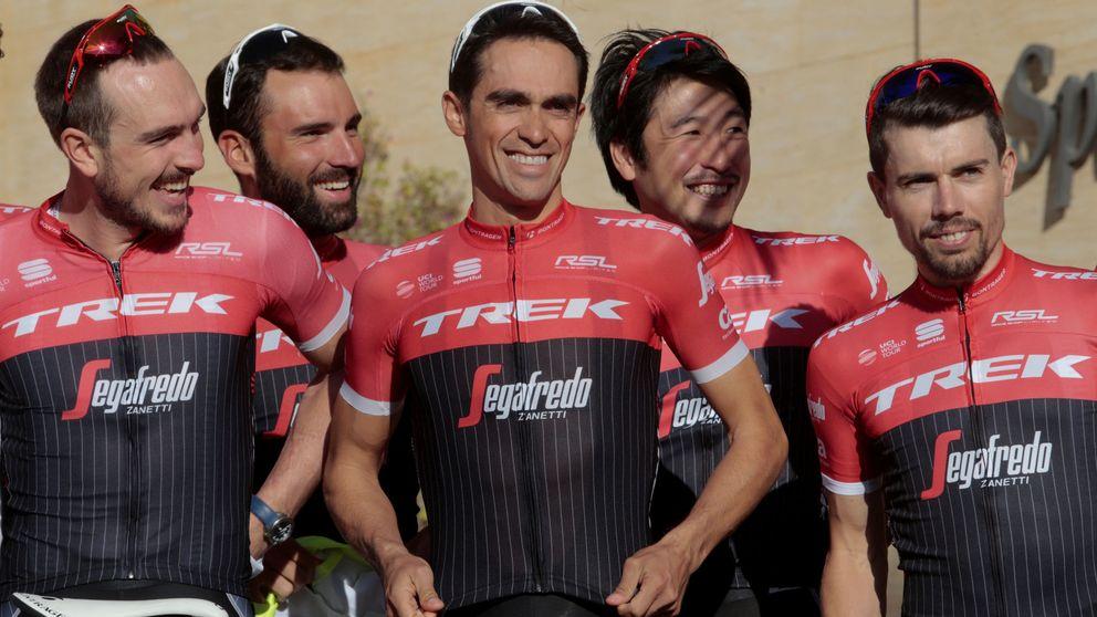 Contador pierde un apoyo: Cardoso, positivo por EPO, se pierde el Tour
