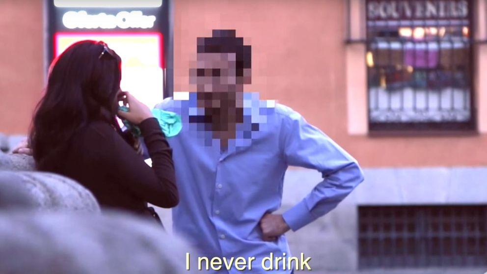 Esto es lo que pasa cuando una mujer  va borracha por las calles de Madrid