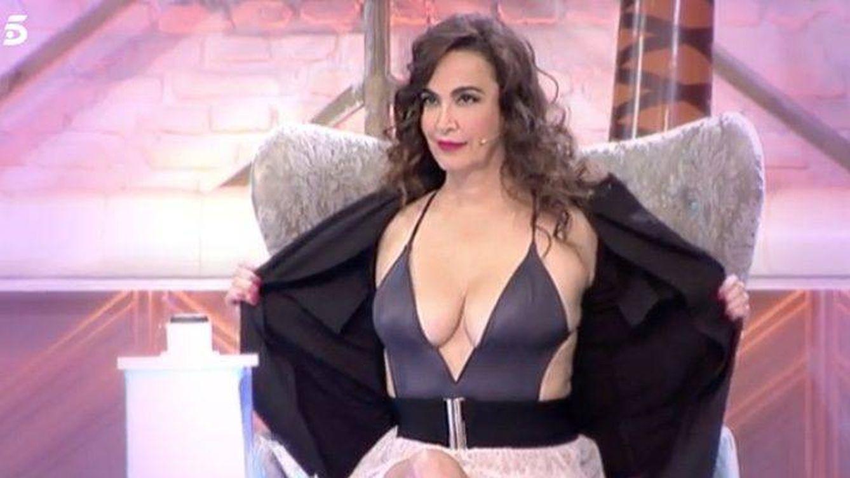 Una reivindicativa Cristina Rodríguez enseña los pechos en Instagram