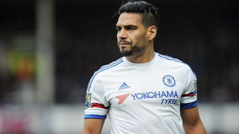 La ruina que provoca Falcao al Chelsea: su gol le ha costado ya casi seis millones