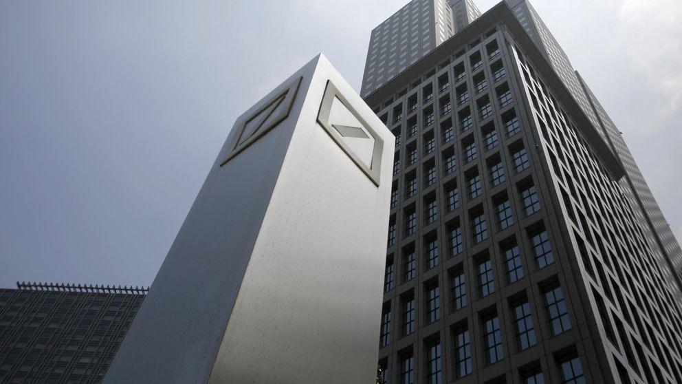 Disgusto para Alemania: Deutsche Bank no pasa las pruebas de la Reserva Federal