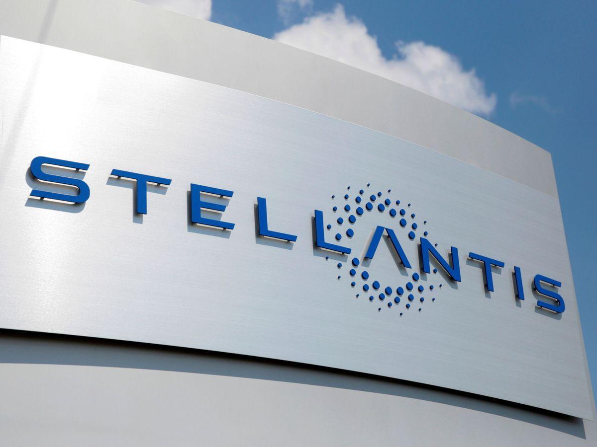 Foto: Logo de Stellantis. (Reuters)