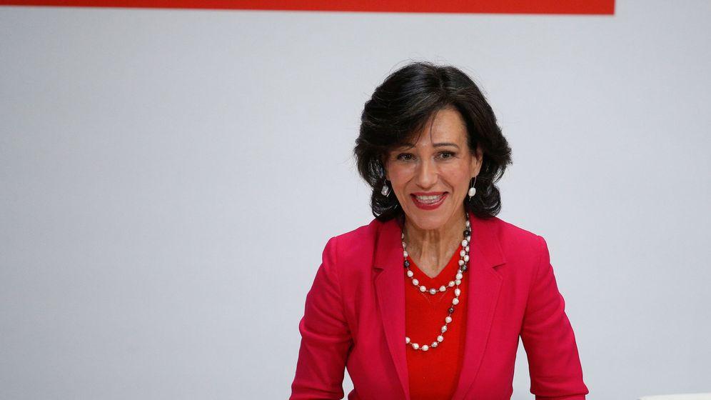 Foto: Banco Santander compensará a los accionistas más fieles del Banco Popular(Reuters)