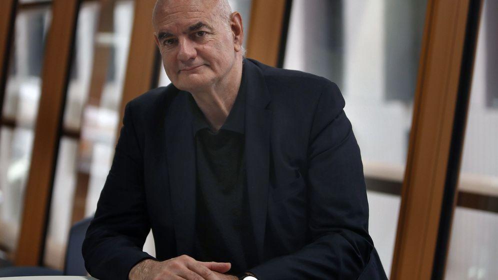 Foto: El abogado y aspirante a presidir la Cámara de Comercio de Barcelona Ramón Masià. (EFE)