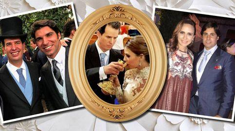 Los Rivera, invitados de excepción en la boda de un millonario mexicano