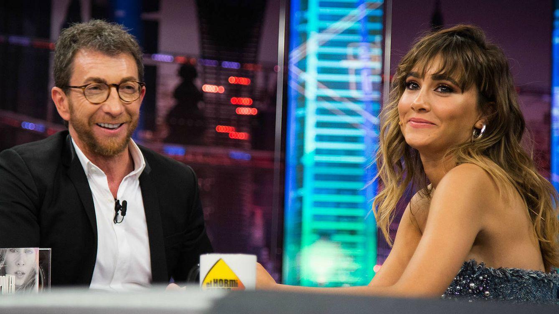 Pablo Motos, pezones y su pregunta más indiscreta a Aitana en 'El hormiguero'