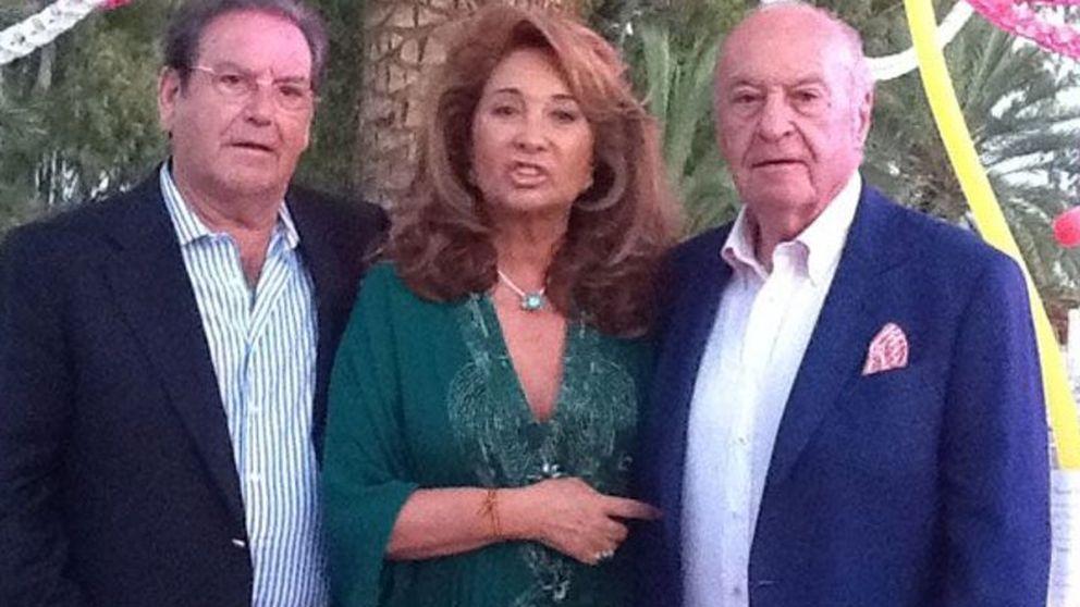 Maika Pérez de Cobas inaugura la temporada social de Marbella