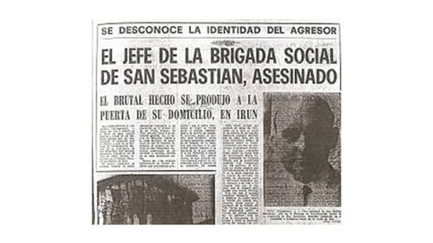 De Carrero Blanco a Isaías Carrasco: ETA llevó a cabo más de 2.400 acciones terroristas
