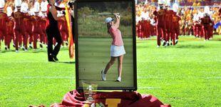 Post de Cadena perpetua para el asesino de la golfista española Celia Barquín