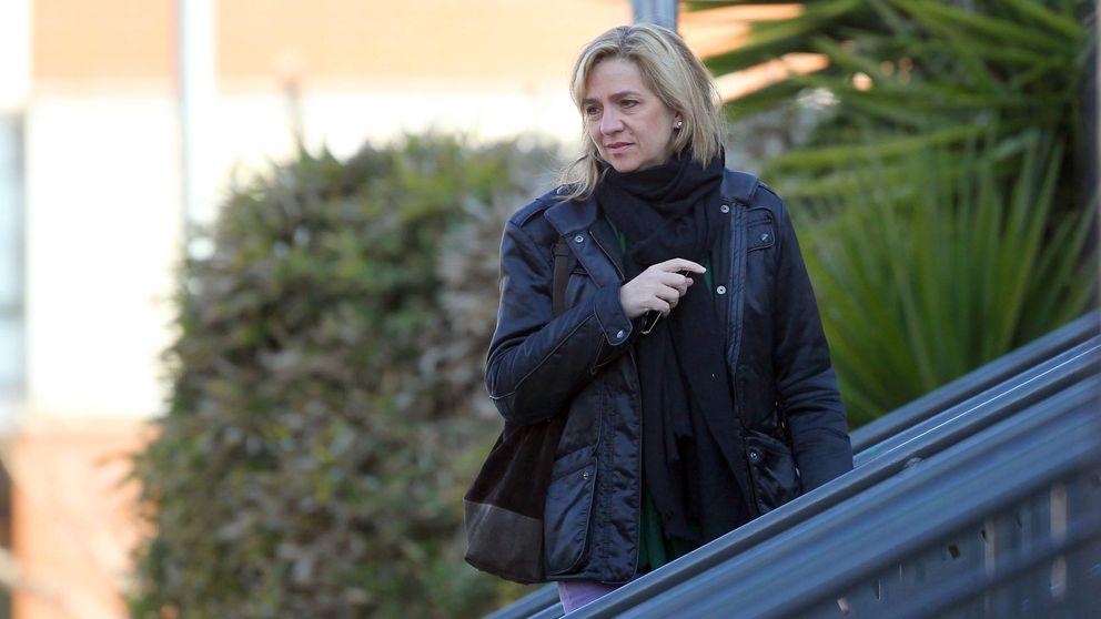 Tras el caso Nóos, la Infanta reanuda su vida con total normalidad en Ginebra