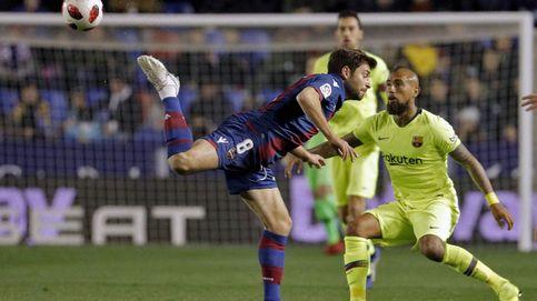 Barcelona - Levante en directo: resumen, goles y resultado