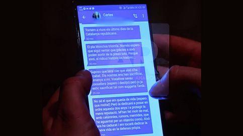 Los mensajes de Puigdemont a Comín: Los últimos días de la República