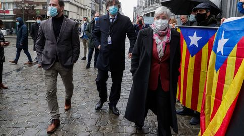 Puigdemont, Comín y Ponsatí recurren a la justicia europea la retirada de su inmunidad