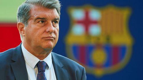Joan Laporta explica la salida de Messi