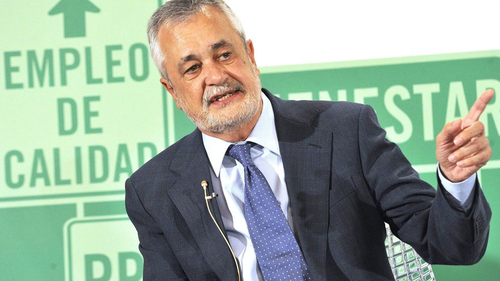 Foto: José Antonio Griñán ha presentado su renuncia al escaño de senador (EFE)