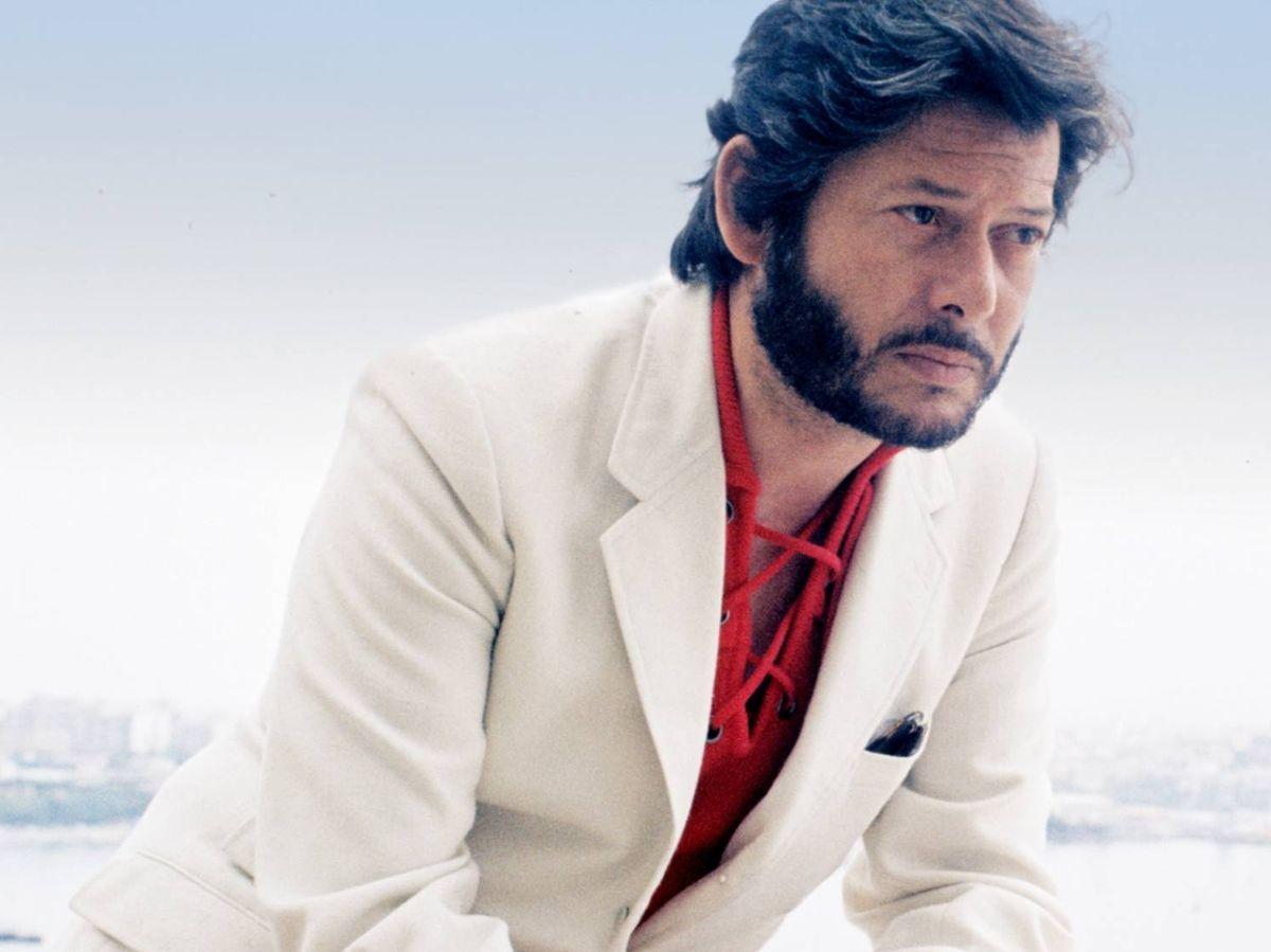 Foto: Vicente Parra, el reconocido actor, en una imagen de 1972. (Getty)