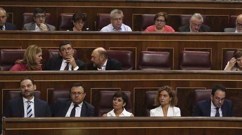El PSOE cree que la moción apuntala a Rajoy y respalda la ausencia de Sánchez
