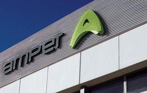 Sherpa Capital pide una opción preferente para hacerse con Amper