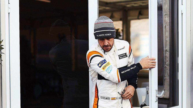 ¿Correría o no Alonso en 2017 si McLaren apuntara al desastre?