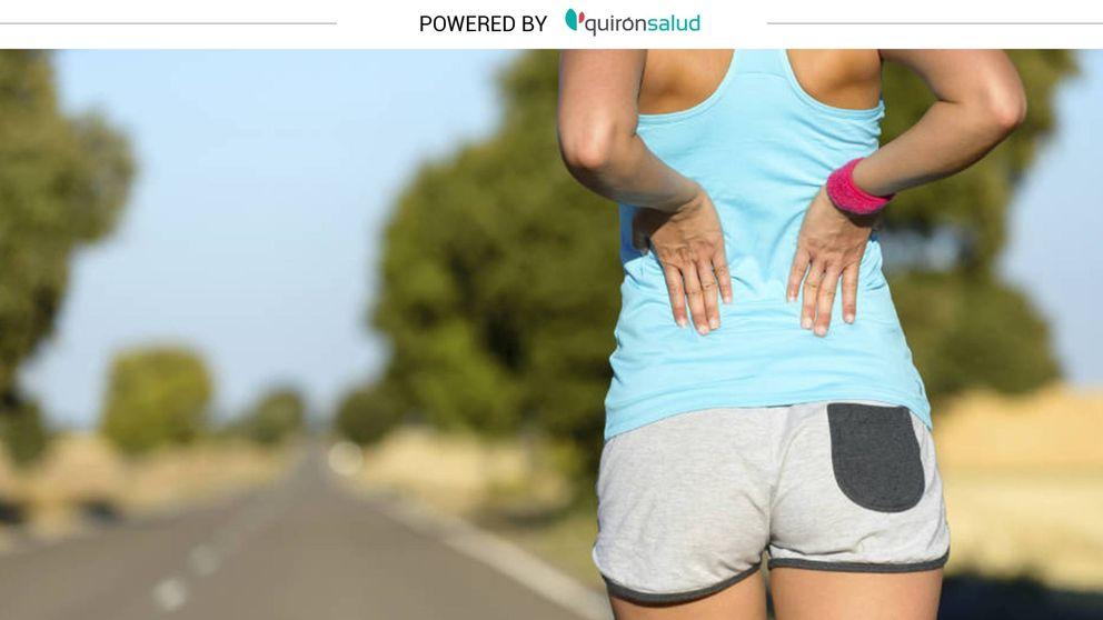 'Running' y dolor lumbar: ¿incompatibles?  Deseche esa idea