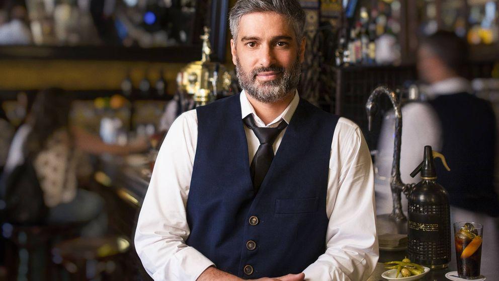 El barman de moda en Madrid: es uno de los mejores del mundo